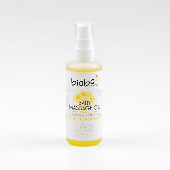 Baby body massage oil - spray 100ml